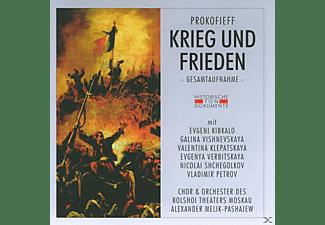 Chor - Krieg Und Frieden  - (CD)