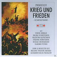 Chor - Krieg Und Frieden [CD]