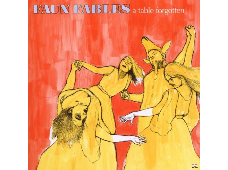 Faun Fables - A Table Forgotten EP [CD]