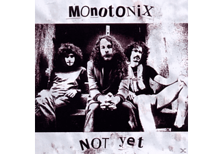 Monotonix - Not Yet - (CD)