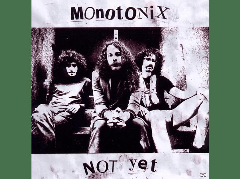 Monotonix - Not Yet [CD]