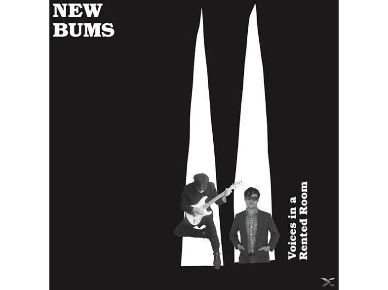 New Bums - Voices In A Rented Room [Vinyl]