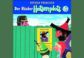 Otfried Preussler - 005 - DER RÄUBER HOTZENPLOTZ (NEUPRODUKTION)  - (CD)