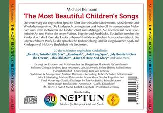Michael Reimann - The most beautiful children?s songs  - (CD)