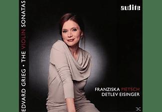 Franziska Pietsch, Detlev Eisinger - The Violin Sonatas  - (CD)