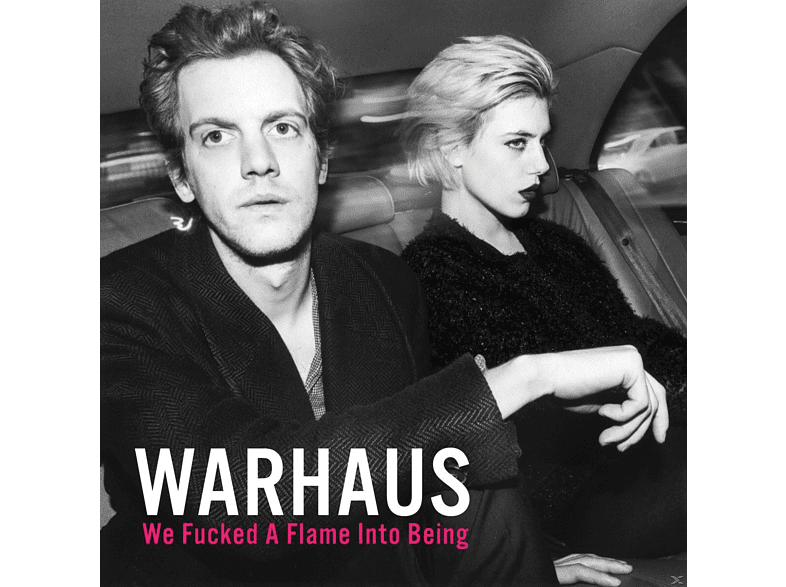 Warhaus - We Fucked A Flame Into Being (LP+MP3) Vinyl + Download