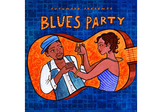 VARIOUS - Blues Party - (CD)