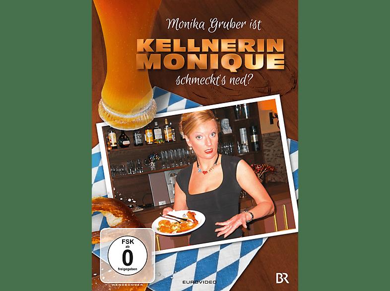 Monika Gruber ist Kellnerin Monique - Schmeckt's ned? [DVD]
