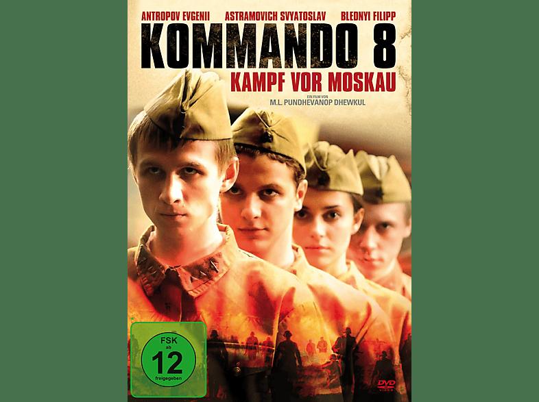 Kommando 8 - Kampf vor Moskau [DVD]