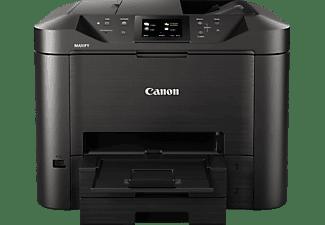 CANON Maxify MB5450 Tintenstrahl 4-in-1 Multifunktionsdrucker WLAN Netzwerkfähig