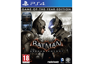 Batman - Arkham Knight - Game of the Year Edition PlayStation 4