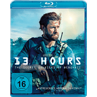 13 Hours: The Secret Soldiers of Benghazi Blu-ray