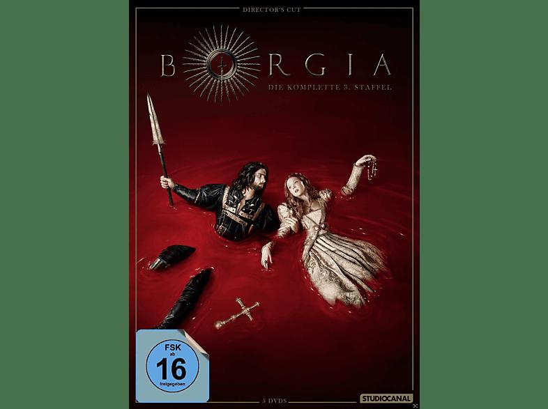 Borgia (Director's Cut) - Staffel 3 [DVD]