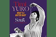 Timi Yuro - What's A Matter Baby+Soul!+5 Bonus Tracks [CD]
