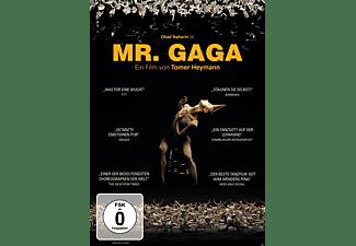 Mr. GAGA DVD