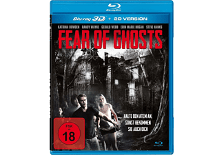 Fear of Ghosts - (3D Blu-ray (+2D))