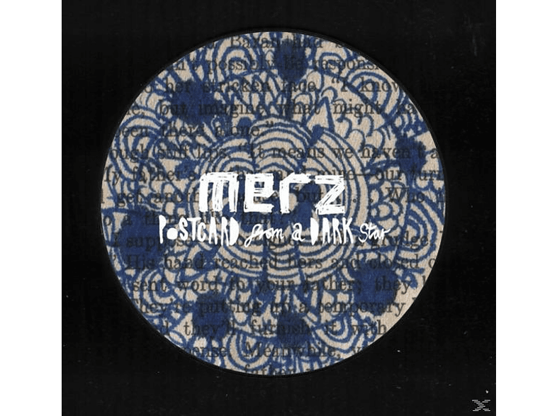 Merz - POSTCARD FROM A DARK STAR [Vinyl]