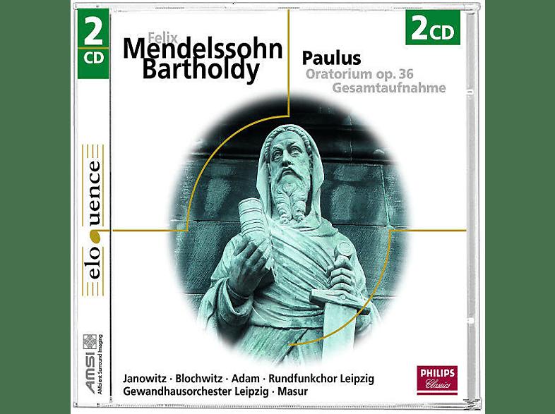 Theo Adam - PAULUS (GA) [CD]