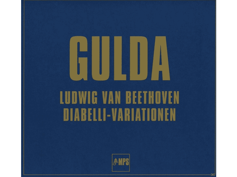 Friedrich Gulda - Diabelli-Variationen [CD]