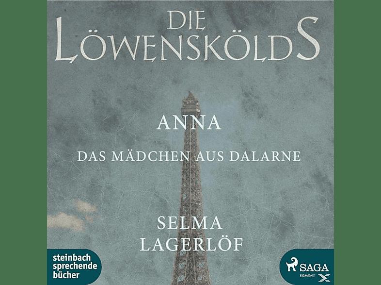 Heidi Jürgens - Die Löwenskölds Band 3: Anna, das Mädchen aus Dalarne - (MP3-CD)