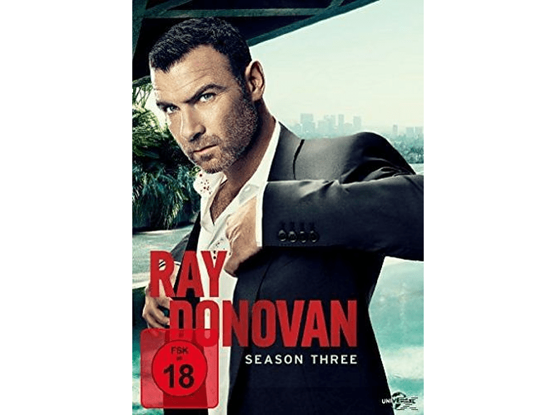 Ray Donovan - Staffel 3 [DVD]