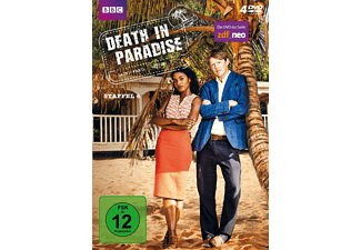 Death in Paradise - Staffel 4 - (DVD)