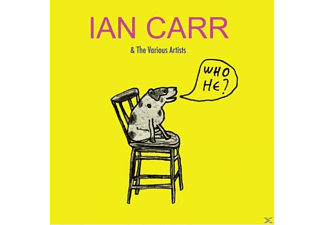 Ian Carr - WHO HE ?  - (CD)