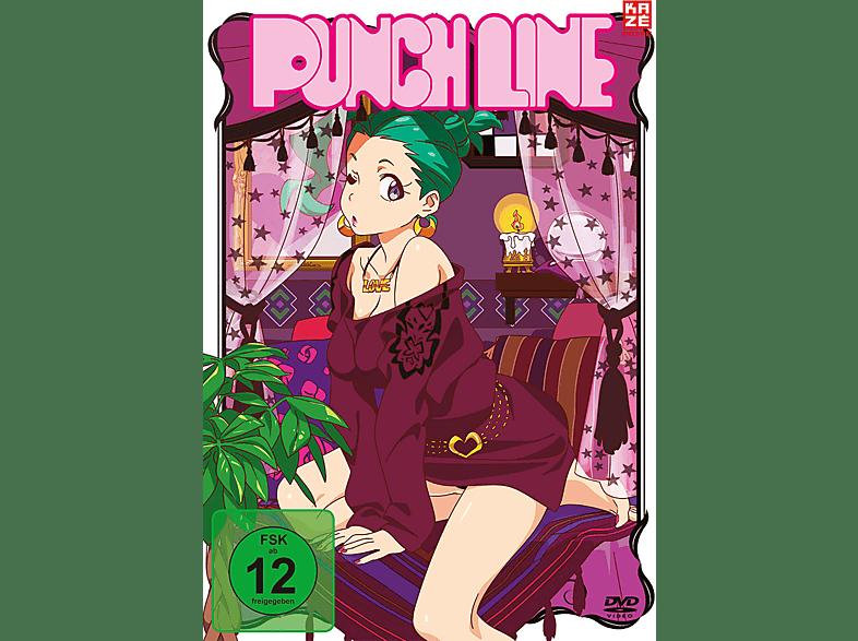 Punch Line - Vol. 3 [DVD]