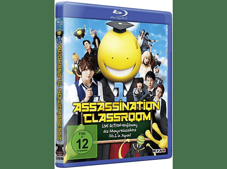 Assassination Classroom - Realfilm [Blu-ray]