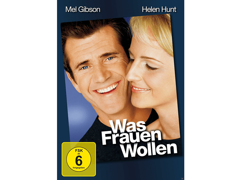 Was Frauen wollen - Moviecard [DVD]