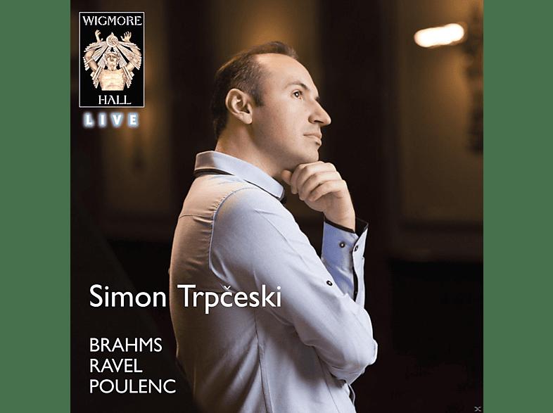 Simon Trpceski - Brahms / Ravel / Poulenc [CD]