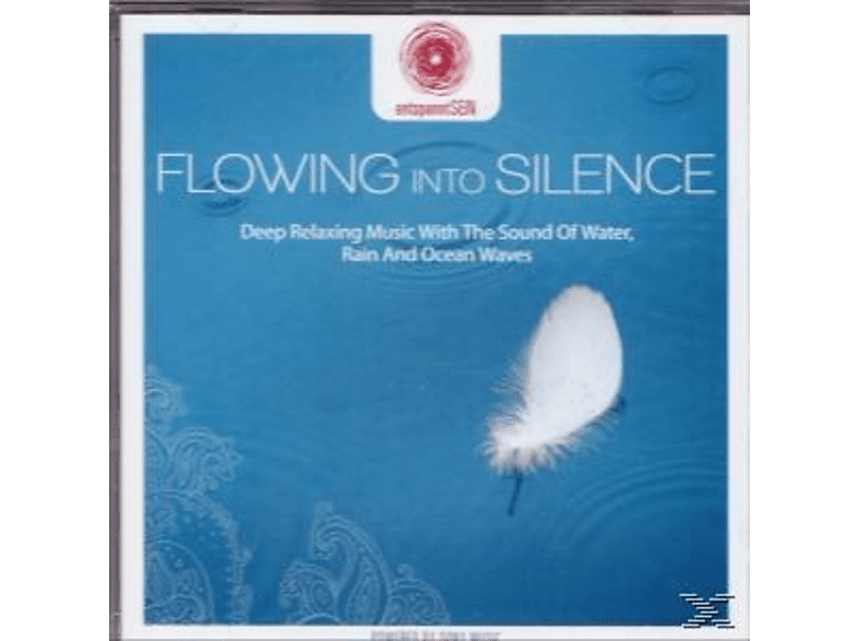 Jens Buchert - entspanntSein - Flowing Into Silence (Deep Relaxing Music With The Sound Of Water, Rain and Ocean) [CD]
