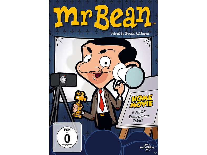 Mr. Bean - Die Cartoon Serie - 2. Staffel Vol. 1 [DVD]