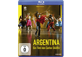 Argentina Blu-ray