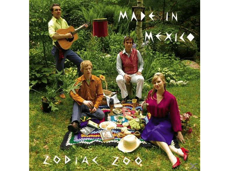 Made In Mexico - Zodiac Zoo [Vinyl]