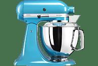 KITCHENAID 5KSM175PSECL Küchenmaschine Christallblau (Rührschüsselkapazität: 4,8 Liter, 300 Watt)