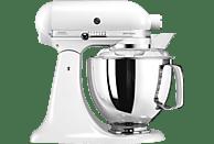 KITCHENAID 5KSM175PSEWH Küchenmaschine Weiß (Rührschüsselkapazität: 4,8 Liter, 300 Watt)