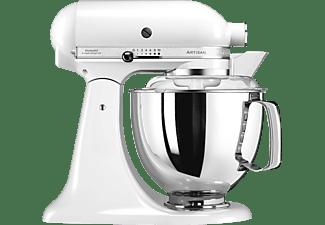 KITCHEN AID 4.8 l Küchenmaschine Artisan 5KSM175PSEWH Weiß