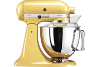 KITCHEN AID 4.8l Küchenmaschine Artisan 5KSM175PSEMY Pastellgelb