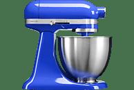 KITCHENAID 5KSM3311XEBT Mini Mini-Küchenmaschine Blau (Rührschüsselkapazität: 3,3 Liter, 250 Watt)