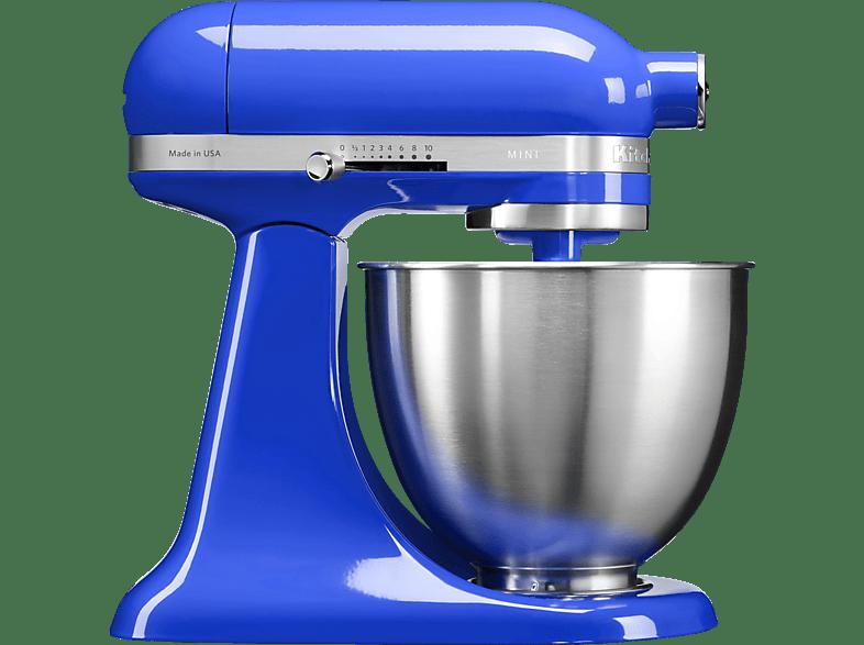 KITCHENAID 5KSM3311XEBT Mini Mini-Küchenmaschine Blau 250 Watt
