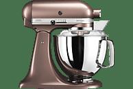 KITCHENAID 5KSM175PSEAP Küchenmaschine Macadamia (Rührschüsselkapazität: 4,8 Liter, 300 Watt)