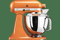 KITCHENAID 5KSM175PSETG Küchenmaschine Orange (Rührschüsselkapazität: 4,8 Liter, 300 Watt)
