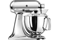 KITCHENAID 5KSM175PSECR Küchenmaschine Chrom (300 Watt)
