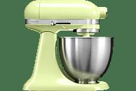 KITCHENAID 5KSM3311XEHW Mini Mini-Küchenmaschine Hellgrün (Rührschüsselkapazität: 3,3 Liter, 250 Watt)