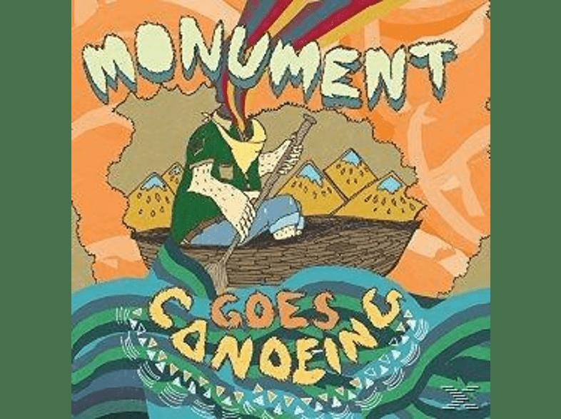 Monument - Goes Canoeing [Vinyl]