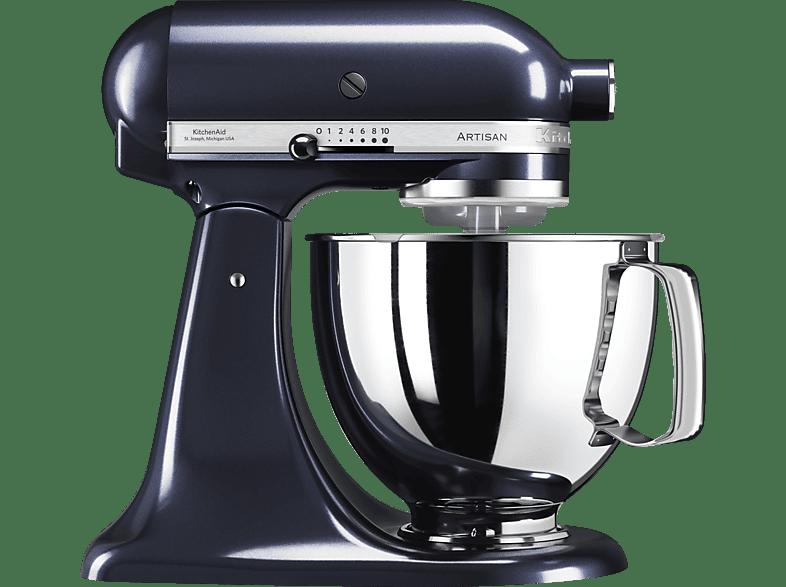 KITCHENAID 5KSM175PSEUB Küchenmaschine Heidelbeere 300 Watt