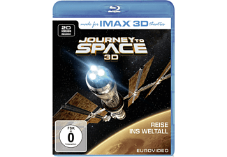 Journey to Space 3D 3D Blu-ray