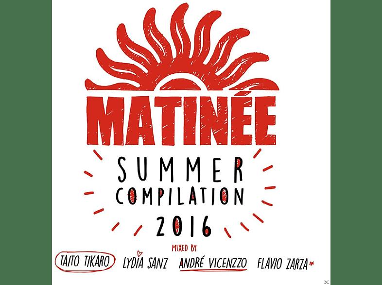 VARIOUS - Matinee Summer 2016 [CD]