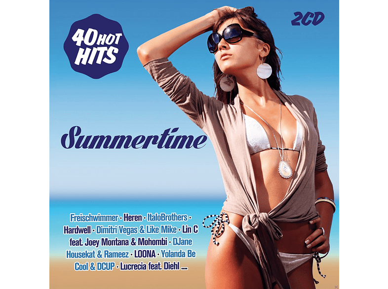 VARIOUS - Summertimee [CD]